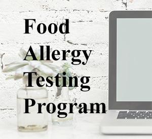 Nationwide Food Allergy Testing Program