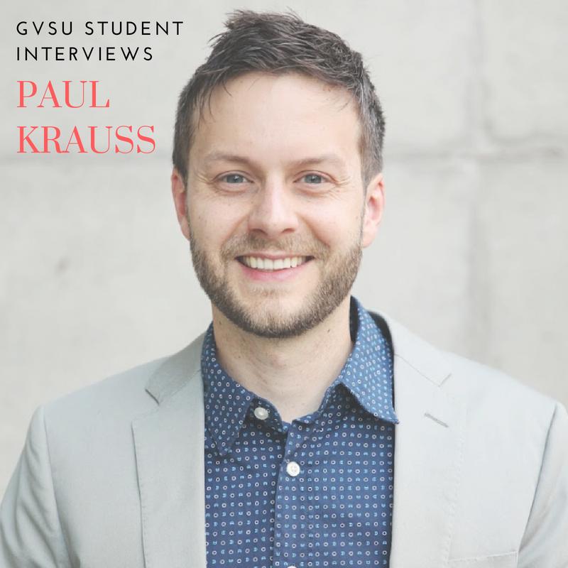 Interviewing Paul Krauss