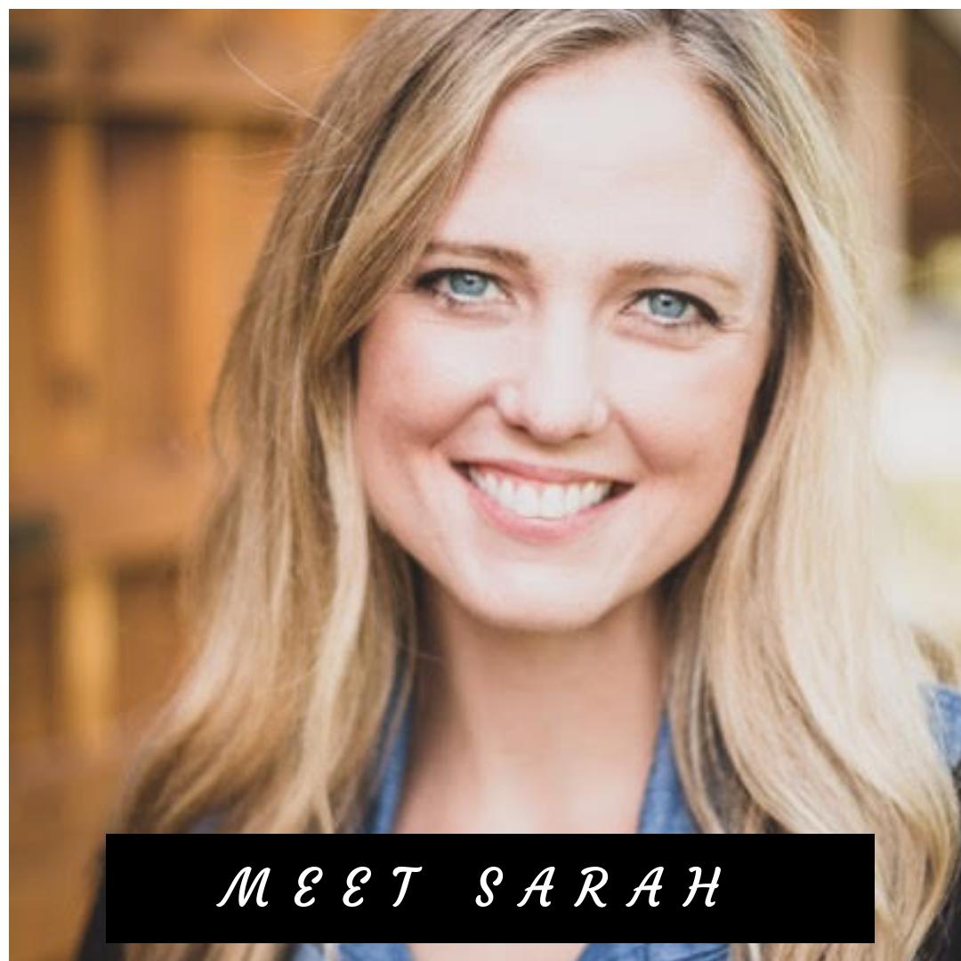 Meet Sarah