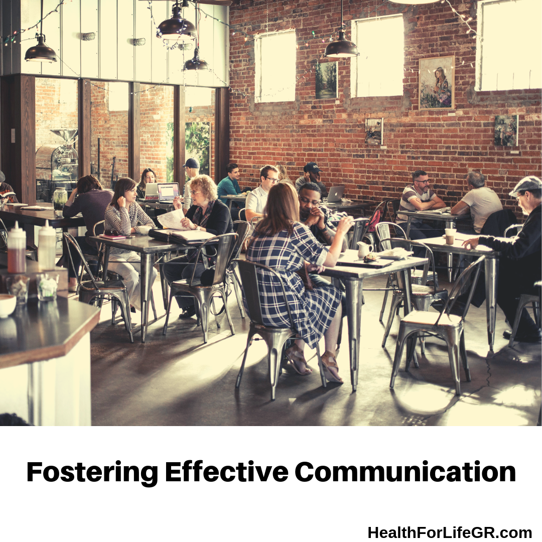 Fostering Effective Communication