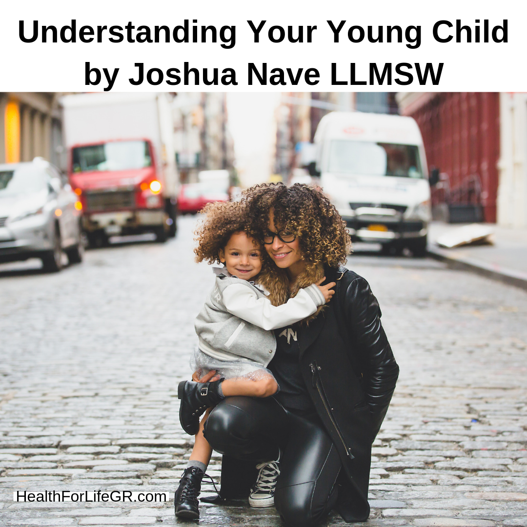 Understanding Your Young Child by Joshua Nave LLMSW