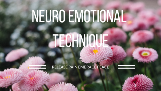 Neuro Emotional Technique, release pain and embrace peace.