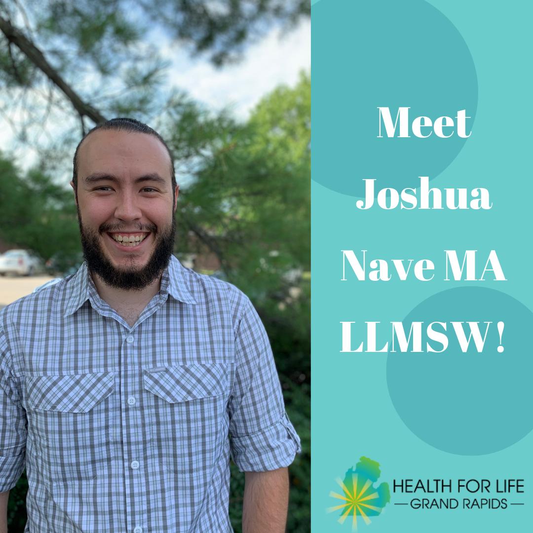 Meet Joshua Nave MA LLMSW!